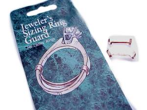 Metal Ring Guard Set of 2