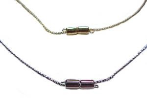 Necklace Extender Extension Gold or Silver Tonee