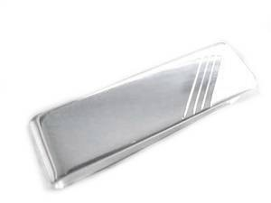 Sterling Silver Money Clip Brushed Tip