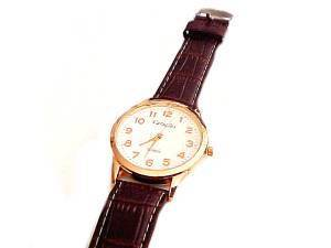 Men's Plus Size Watch Rose Gold Rim